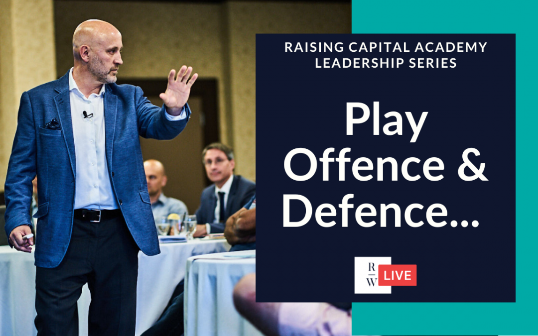 How To Play Both Defence & Offence With Your Real Estate