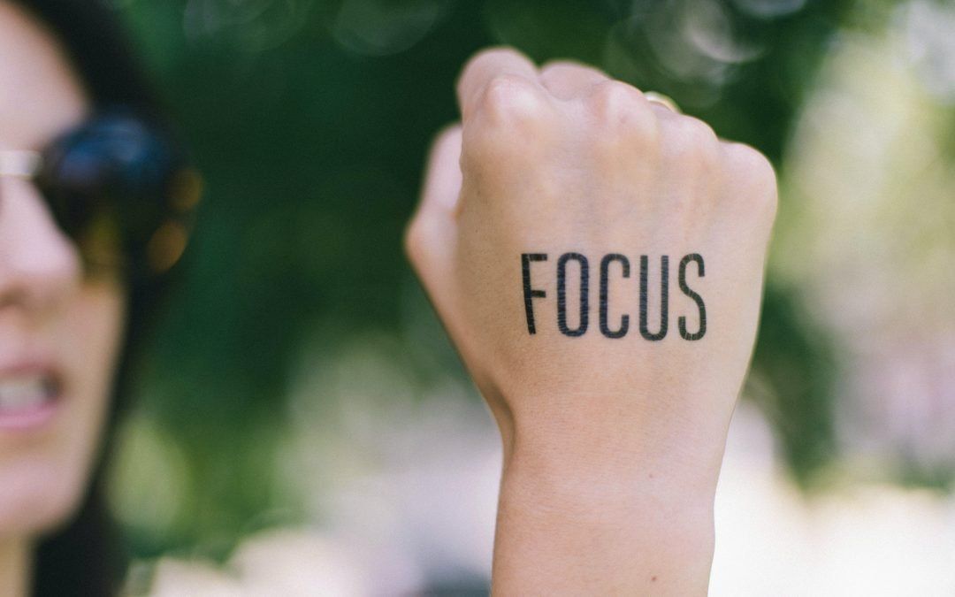 The Power of Focus…